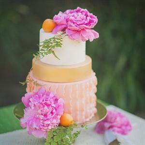 Citrus-Trimmed Cake