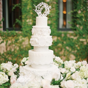 Elegant Eight Layer Cake