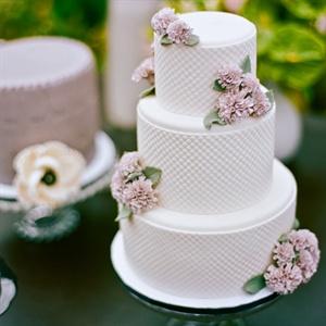 Floral Cake Display