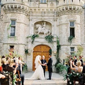 Palatial Ceremony Backdrop