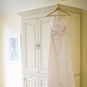 Cymbeline Paris Lace Wedding Gown