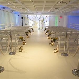 Modern Indoor Ceremony Space