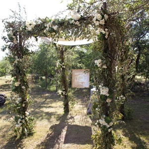 Willow Branch Huppah