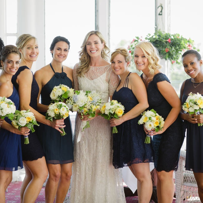 Wedding Gowns Ri: A Nautical Wedding At The Squantum Association In