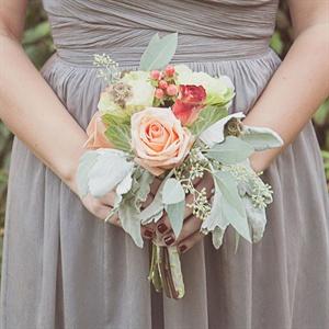 Soft Bridesmaid Bouquets