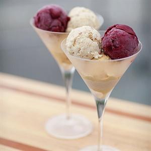 Ice Cream Martinis
