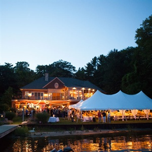 Waterfront Reception