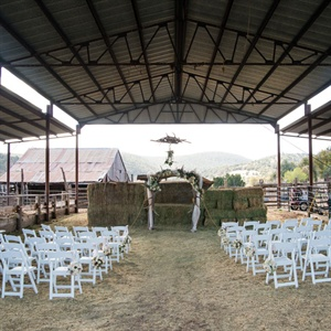 Stable Ceremony Location