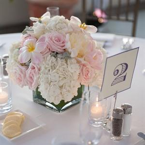 Romantic Reception Arrangements