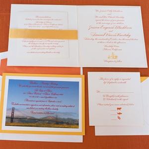 San Francisco Invitation Suite