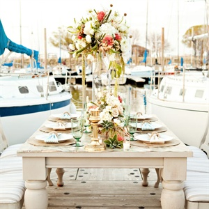 Tall Centerpiece Decor