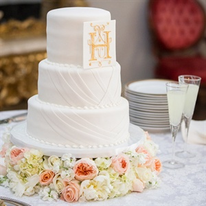Formal Wedding Cake