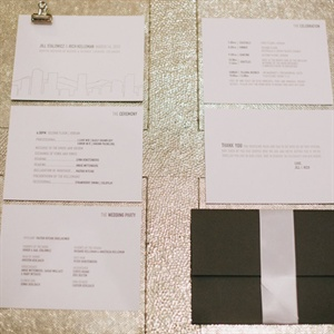 Modern Invitations Suite