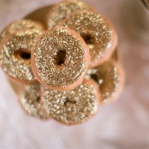 Gold Wedding Desserts