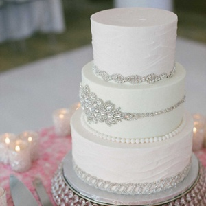 Jewelry Decorated Cake