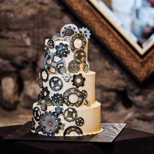 Gear Cake