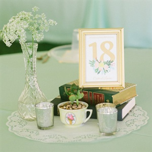 Charming Table Decor