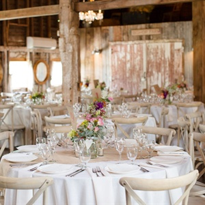 Romantic Cabin Ceremony