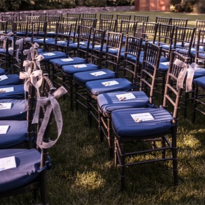 Chiavari Chair Decor