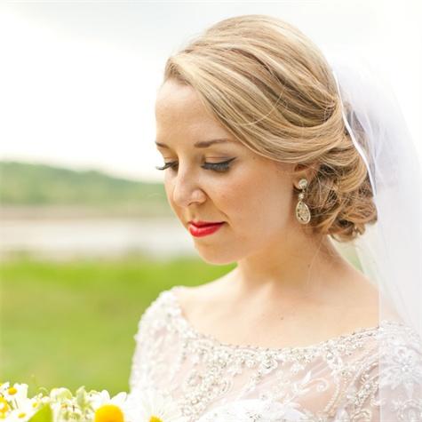 Glam Bridal Makeup : Glam Bridal Makeup