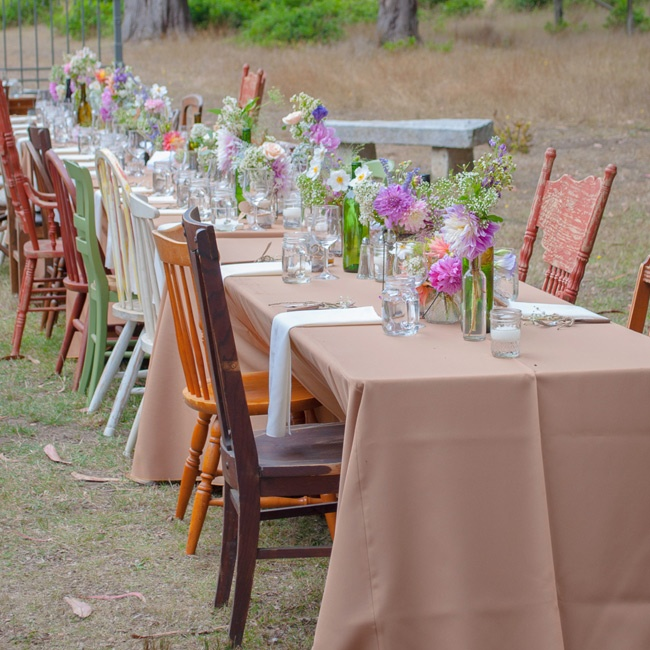 California Rustic Ranch Wedding: A Rustic Seaside Wedding At Spring Ranch In Little River