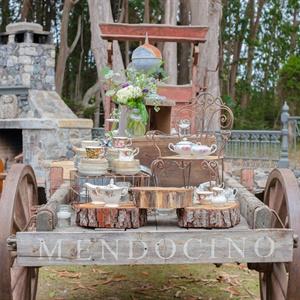 Vintage Wagon Cart