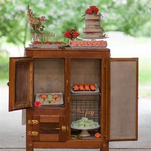 Simple Sweets Display