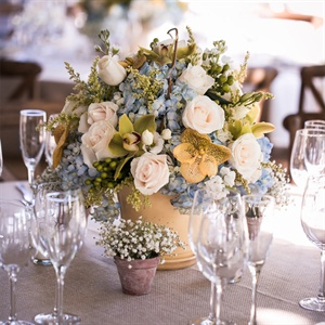 Natural Tone Centerpieces