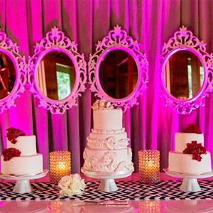 A Five Cake Dessert Party
