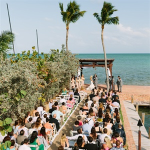 Palm Tree Ceremony Location
