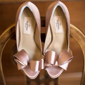 Blush Pink Heels