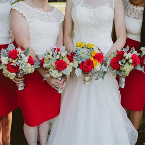 Charming Bridesmaid Bouquets