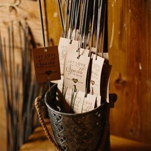 Basket of Sparklers