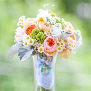 Soft Bridal Bouquet