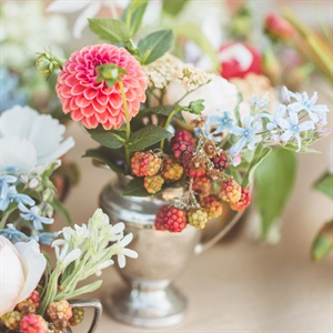 Berry Centerpiece Arrangement