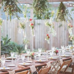 Garden Dinner Look
