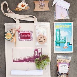 Rhode Island Welcome Bags