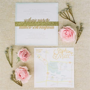 Charming Invitation Suite