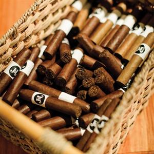 Cigar Basket