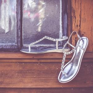 Crystal Bridal Flats