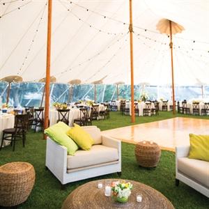 Lounge Area and Dance Floor