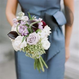 Elegant Bridesmaid Bouquets