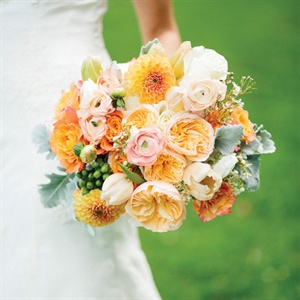 Charming Bridal Bouquet