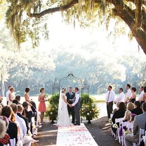 Shaded Ceremony Location