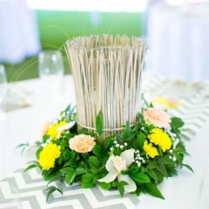 Floral Wreath Arrangement