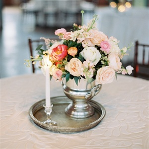 Soft Centerpieces