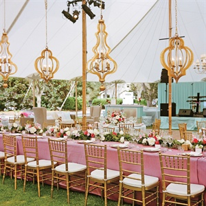 Gold Chandeliers
