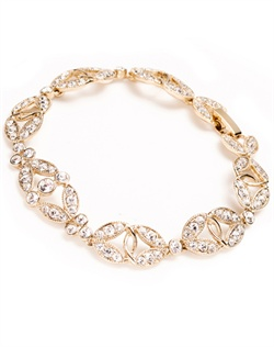 The Molly Crystal Bracelet