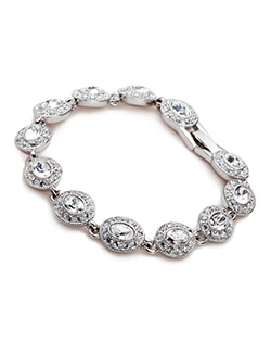 The Lucy Crystal Bracelet