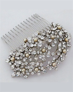 Paris by Debra Moreland Hansel & Gretal Vintage Hair Comb